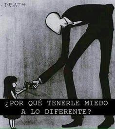 Por qué tener le miedo?...