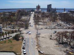 Post Hurricane Katrina South Mississippi