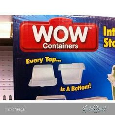 Every Top is a Bottom � Funny Advertisement