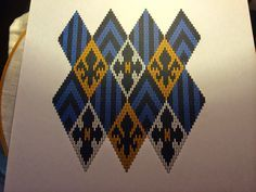 silk thread for brick stitch - Google Search
