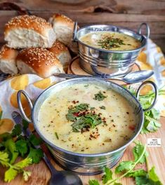 Creamy Chicken Soup recipe by Thecooksisterblog Carrots And Potatoes, Saute Onions, Chicken Soup Recipes, Food Categories, Creamy Chicken, How To Cook Chicken, Soup And Salad, Soups And Stews, Cheeseburger Chowder