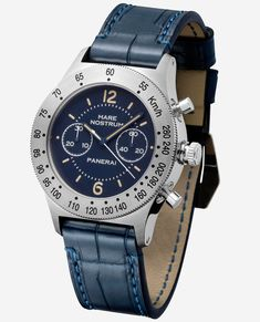 Panerai Mare Nostrum Chronograph PAM716 Watch Returns