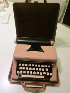 Tom Thumb vintage child's typewriter