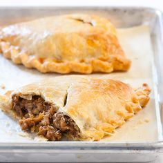 Michigan Pasties Recipe - Cook's Country from Cook's Country
