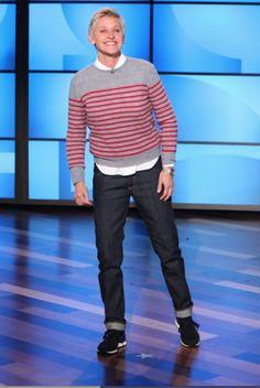 Steven Alan sweater, Comme des Garcon shirt, 3Sixteen denim, Nike shoes