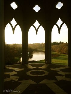 Painshill Landscape Park.  Photography taken by Neil Sweeney for Elemental4Productions