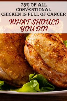 75% Of All Conventional Chicken Is Full Of Cancer-Causing Arsenic – WHAT SHOULD YOU DO?