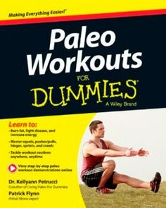 Paleo Workouts For Dummies PDF