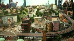Miniatur Wunderland -  Hamburg, Germany,