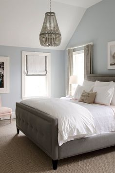 lovely guest room.