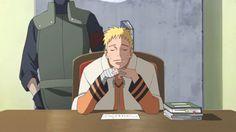 #Naruto #Kakashi  - -Boruto Naruto The Movie ^^