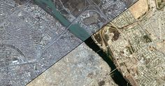Nine months of war obliterated  every building in some of the Iraq city's western neighborhoods. Nine Months, Image Shows, Destruction, Archaeology, Westerns, City Photo, The Neighbourhood, War, Building