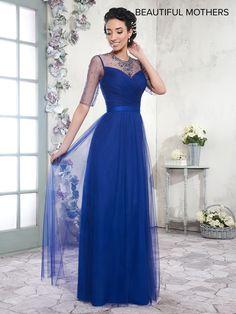 Marys Bridal MB8006 Illusion Neckline Evening Gown. Mob DressesBest Prom ... b962788ee5b5