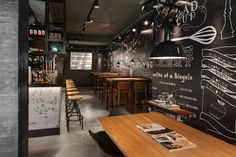 Stan & Co restaurant by De Horeca Fabriek Utrecht Netherlands 05