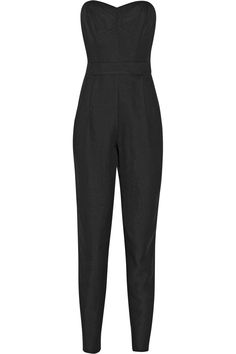 MILLY Twill Jumpsuit. #milly #cloth #jumpsuit
