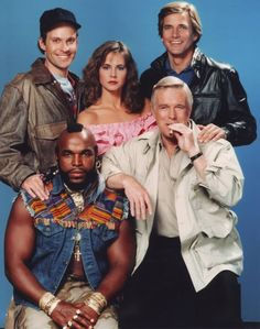 Strange Tales: Nostalgic For My Childhood - The A-Team, at 35 #nostalgia #theateam