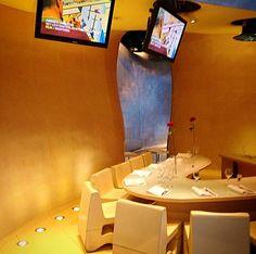 Restaurante Georges, Paris. Classificado como restaurante design ou restaurante tendence.