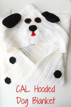 CAL Hooded Blanket Part 1