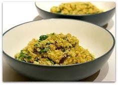 κινοα ριζοτο Gluten Free Recipes, Grain Free, Quinoa, Risotto, Grains, Rice, Yummy Food, Vegan, Dishes