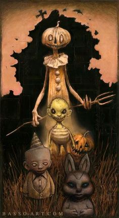 """Twilight"" - The Art of William Basso (BASSO-ART.COM)"