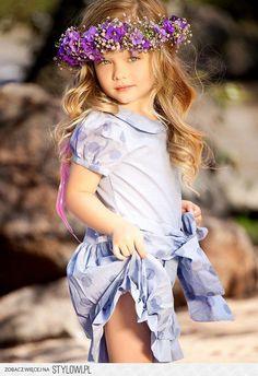 Little Summer Boho girl~