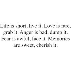Life Quotes And Words To Live By : No doubt!