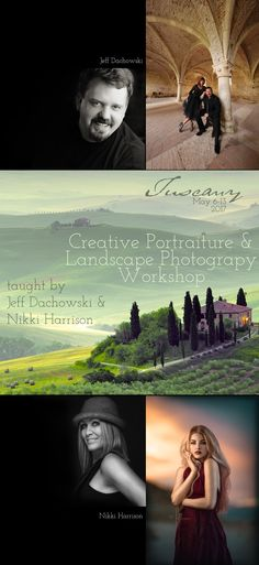 TUSCANY WORKSHOP 2017 Spots Left - Purchase Before September 1 and get the lowest price!