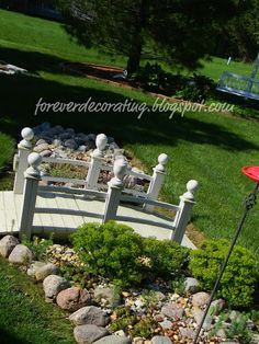 Love this! Always wanted one of these! This site has many great ideas for your yard!