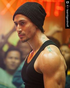 Image may contain: 2 people Bollywood Couples, Bollywood Photos, Bollywood Girls, Bollywood Actors, Bollywood Celebrities, Beautiful Girl Image, Beautiful Men, Animals Beautiful, Tiger Shroff Body