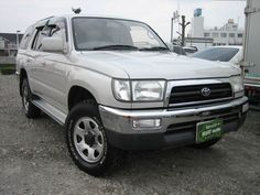 トヨタ ハイラックスサーフ: 埼玉県久喜市の中古車ならすわっとオートへ