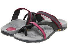 5b3048b5e2c0 Vionic with orthaheel technology mojave vionic sport recovery toepost sandal  grey