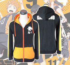 Haikyuu sweater