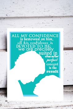 Items similar to Jane Eyre art print, novel movie quotes, mr. rochester LOVE text words silhouette blue and white classic literature 11 x 14 charlotte bronte on Etsy Movie Quotes, Book Quotes, Literature Quotes, Bronte Sisters Books, Novel Movies, Films, Will Herondale, Love Text, Jane Eyre