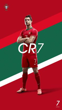 Cristiano Ronaldo of Portugal wallpaper. Cristiano Ronaldo Portugal, Cristiano Ronaldo Juventus, Neymar, Good Soccer Players, Football Players, Lionel Messi, Real Madrid, Fifa, Cr7 Wallpapers