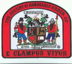 "E Clampus Vitus.. My family .. Thankful for another ""Clampin "" weekend .. As my hubby says"" what says the brethren"" .."