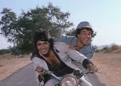 Sholay 3D may be Amitabh Bachchan's 71st birthday gift http://ndtv.in/145S9R3