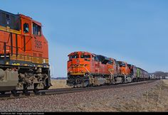 RailPictures.Net Photo: BNSF 9106 BNSF Railway EMD SD70ACe at Osborn, Illinois by Tom Farence