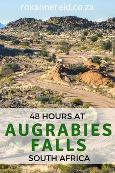 What to do to make the most of your trip when you only have 48 hours in Augrabies National Park in the Northern Cape. Think game drives by day and night, hikes and seeing some of the spectacular river gorge views. Kruger National Park, National Parks, Augrabies Falls, Sa Tourism, All About Africa, Wildlife Safari, Slow Travel, Africa Travel, Countries Of The World