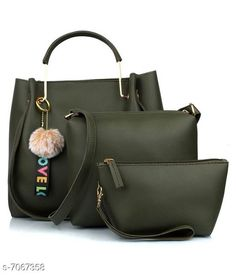 Handbags Stylish Women's Handbag Material: PU No. of Compartments: 1 Pattern: Solid Multipack: 1 Sizes:Free Size (Length Size: 28 in Width Size: 12 in Height Size: 28 in) Country of Origin: India Sizes Available: Free Size *Proof of Safe Delivery! Click to know on Safety Standards of Delivery Partners- https://ltl.sh/y_nZrAV3  Catalog Rating: ★3.9 (11897)  Catalog Name: Free Mask Stylish Women's Handbag CatalogID_1127696 C73-SC1073 Code: 165-7067358-