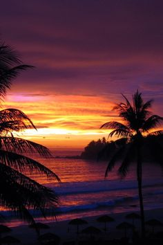 hawaiian sunset take me here now