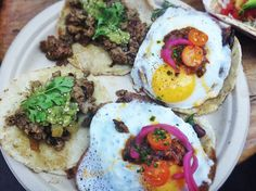 Whether it's street-side tacos…   What's The Best Thing To Eat In L.A. For Less Than $10?