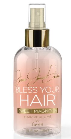 Fave4 Launches Bless Your Hair Perfume with Jessie Decker