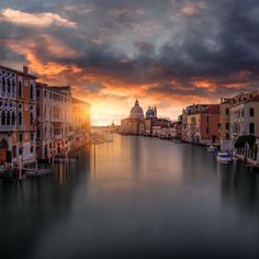 Venezian Morning by guerelsahin