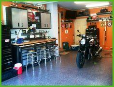 Garage+Man+Cave+Ideas | cool garage man cave ideas