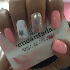 Trendy Nails, Cute Nails, Mani Pedi, Manicure, Hair And Nails, My Nails, Moka, Bling Nails, Nail Art Galleries