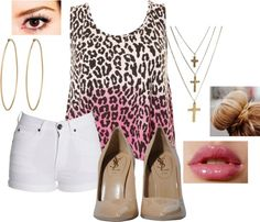 """Random"" by michellelovehorse on Polyvore"