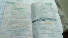When you annotate too hard during a lecture…