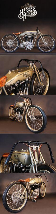 1923 HARLEY DAVIDSON BOARDTRACK RACER