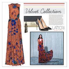 """LATTORI dress"" by water-polo ❤ liked on Polyvore featuring Lattori, BeckSöndergaard, polyvoreeditorial and lattori"