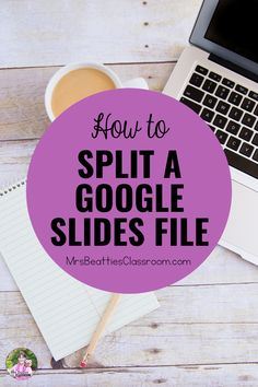 Have a new Google resource to share with your students during distance learning, but only want to give a few pages at a time? Here is the simplest solution for how to split a Google Slides file for easy sharing online during remote teaching.